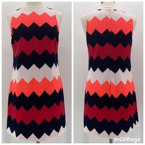 NWT Love...Ady Multicolor Retro Sleeveless Dress L